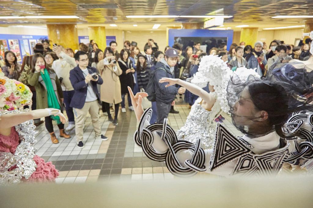 HAPPENING 2016AW Photo by Yasu